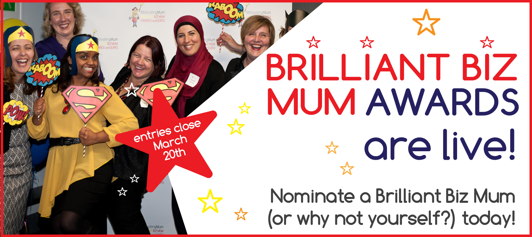 Brilliant Biz Mum Awards
