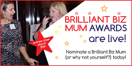 2017 Motivating Mum Brilliant Biz Mum Awards are on again…